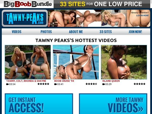 Tawny Peaks Free Login Password