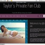 Taylor Lavigne Free Password
