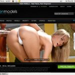 Teenmodels Checkout Page