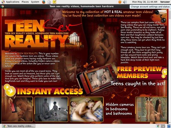 Teensexreality Pago