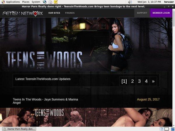 Teensinthewoods.com Bug Me Not