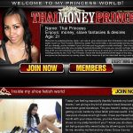 Thaimoneyprincess Signup Page