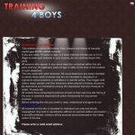 Training 4 Boys Network Login
