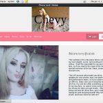 Trial Chevy.modelcentro.com
