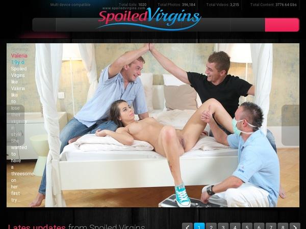 Trial Spoiled Virgins Free