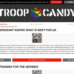 Troop Candy Trailer