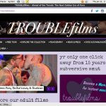Trouble Films Limited Promo