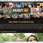 Try Hunt4k.com For Free