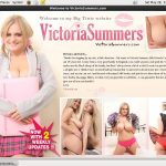 Victoriasummers.com By SMS