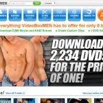 Video Box Men Contraseña Gratis