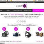 Videos Czech VR Casting Free