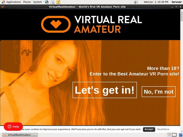 Virtual Real Amateur Member Trial