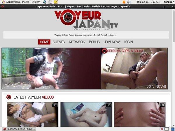 Voyeur Japan TV Join Anonymously