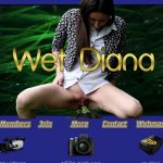 Wetdiana.com With Credit Card