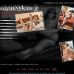 What Is Lady In Nylons