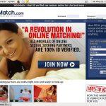 Wildmatch Passwords Accounts