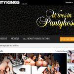 Wivesinpantyhose.com New Porn