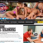 Working My First Sex Teacher Pass