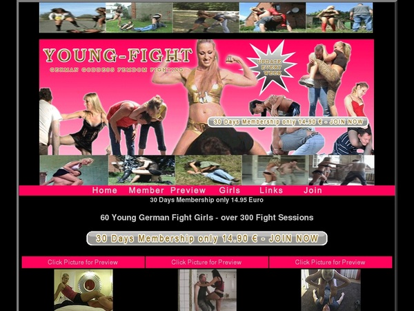 Young Fight Free Login