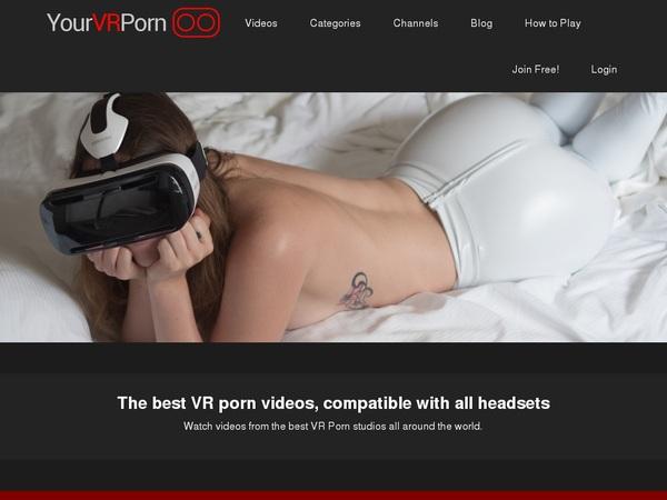 Your VR Porn Wnu.com Page