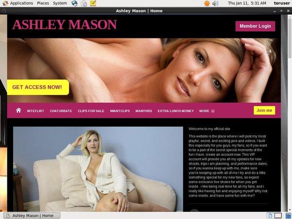 Dl Ashley Mason Site Rip
