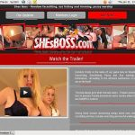 Free Shesboss Trial Access