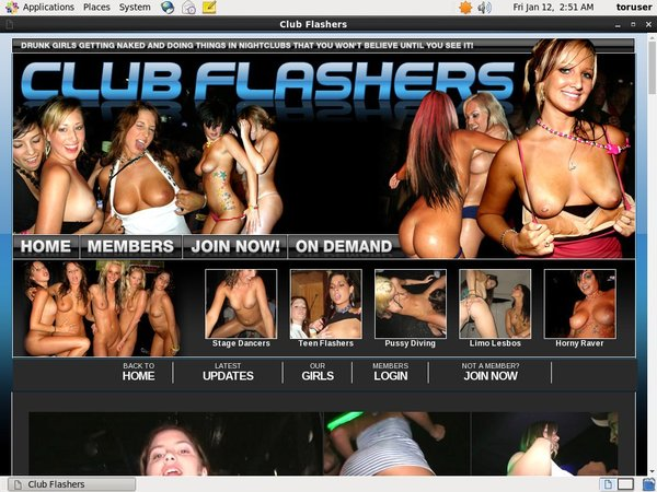 Clubflashers Users
