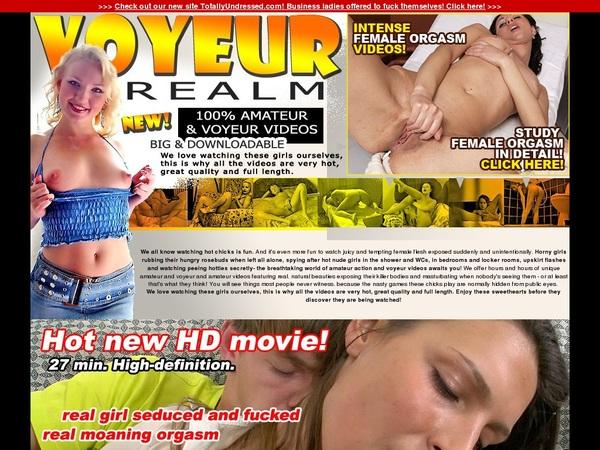 Free New Voyeurrealm.com