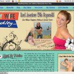 Register Mywifeashley.com