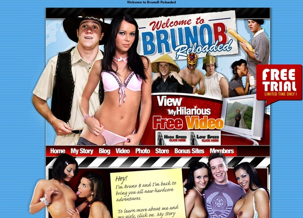 Free Bruno B Reloaded Trial Access