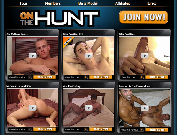 On The Hunt New Hd