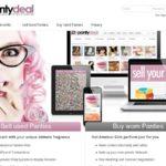 Pantydeal.com Paypal Access