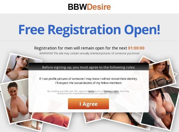 BBW Desire Offer