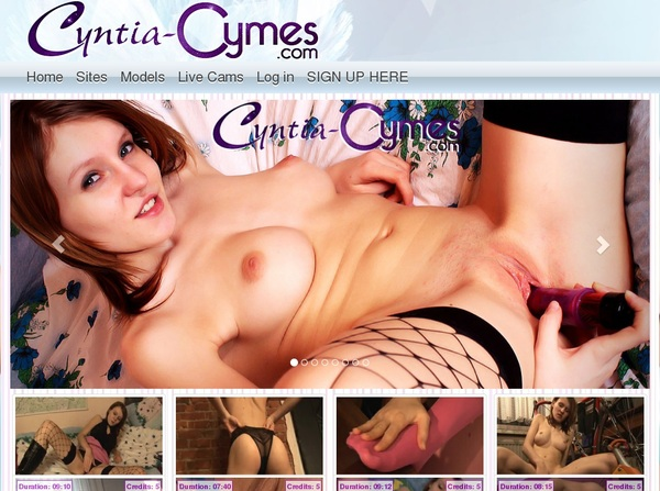 Cyntia Cymes Mobile Passwords