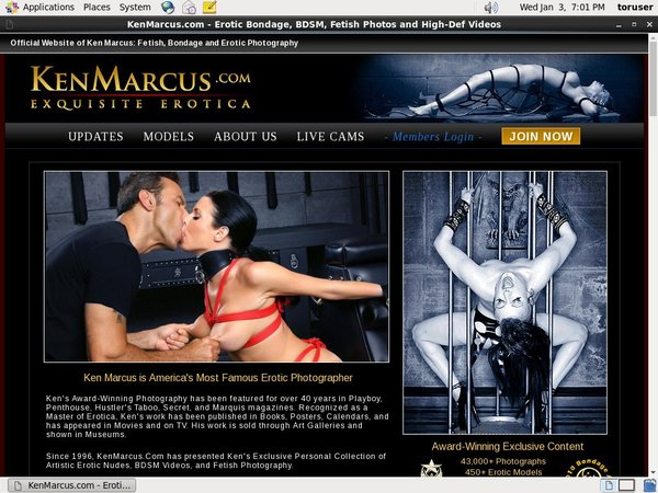 Free Account Ken Marcus