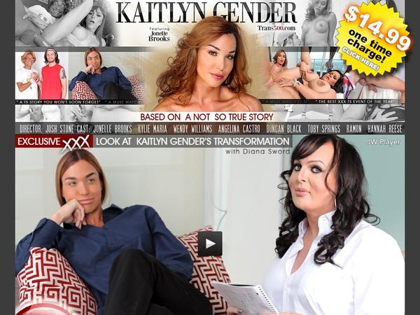 Kaitlyn Gender Images
