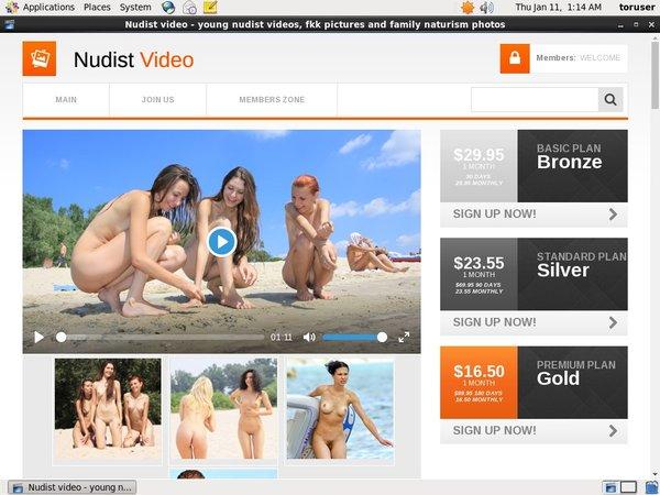 Nudist Video Login Ids