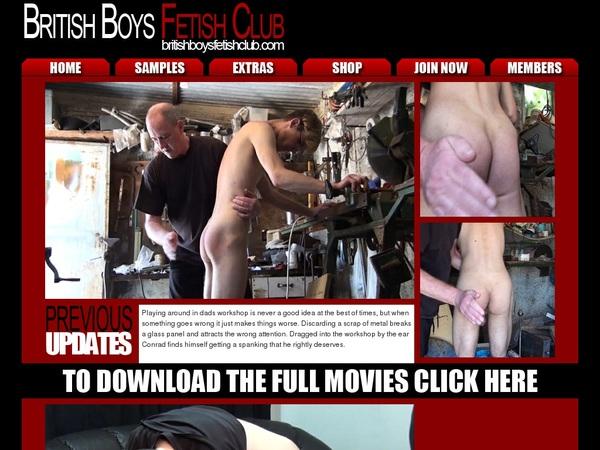Britishboysfetishclub.com Get Discount