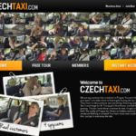 Czech Taxi Password Premium