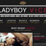 Ladyboy Vice Watch