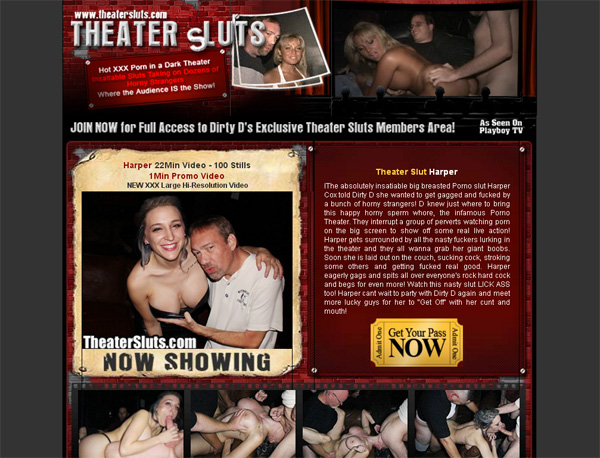 Premium Theater Sluts Site Rip