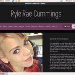 RyleiRae Cummings Hacked Account
