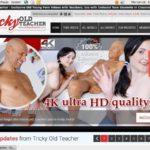 Tricky Old Teacher New Accounts