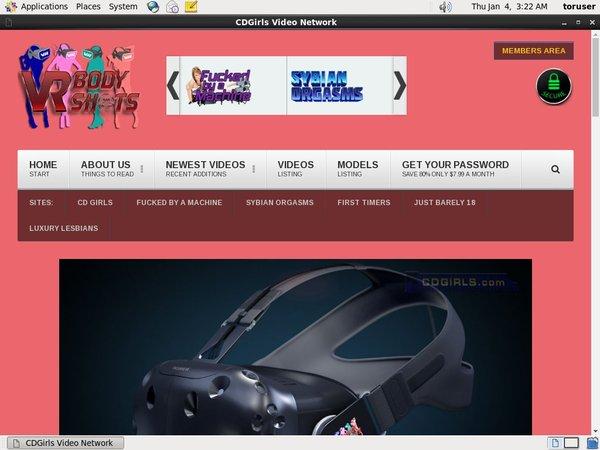 Accounts VR Body Shots Free
