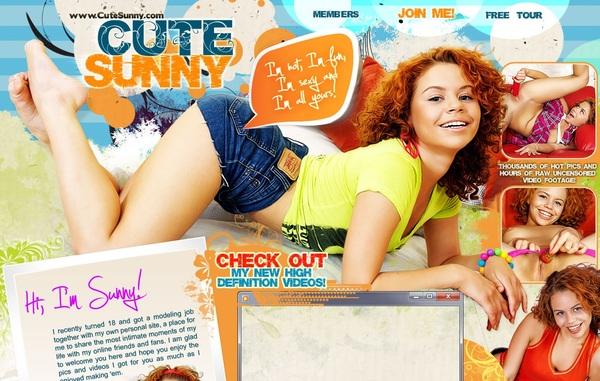 Cutesunny.com 신용 카드
