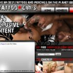 Discount Pass My Tattoo Girls