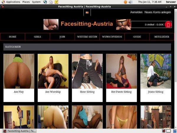 Facesitting-austria.com Paysites Reviews