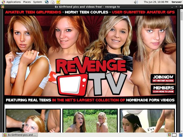 Free Watch Revengetv