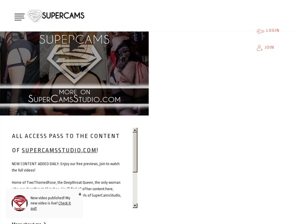 How To Get Super Cams For Free