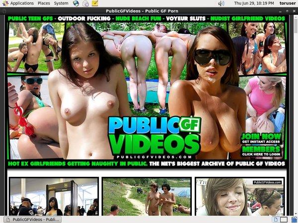 Publicgfvideos.com Paypal Discount
